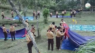 Perkemahan Jum'at, Sabtu, dan Ahad di Sibolangit