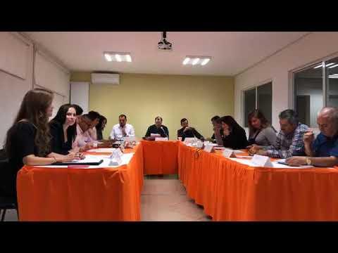 Sesión Ordinaria No. 34 de Ayuntamiento 11 de noviembre de 2019
