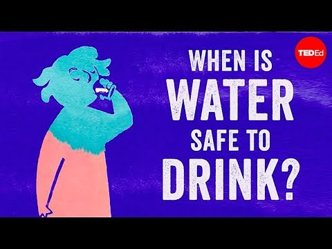 How Do You Know When Water is Safe to Drink?