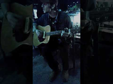Broken Halos Chris Stapleton (cover) by Ryan Tracy