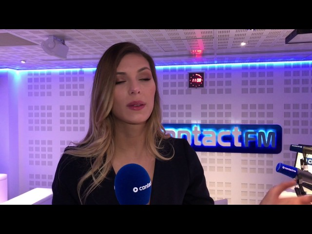 MISS UNIVERS A LILLE - Interview de Camille Cerf