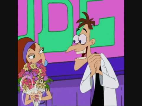 Phineas y Ferb - Dr Doofenshmirtzs - el chico malo la chica igual {musica} (virex) 1