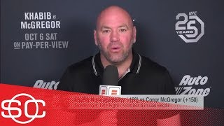 Video Dana White reacts to Conor-Khabib press conference: 'Darkest' he's been part of | SC | ESPN MP3, 3GP, MP4, WEBM, AVI, FLV Desember 2018