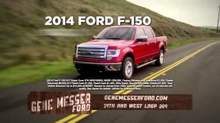 Get close out prices without close out selection @ Gene Messer Ford Lubbock