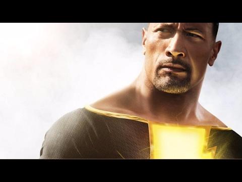 "Shazam ""The Strengh Of God"" (2019) Dwayne Johnson (The Rock) (FM)"