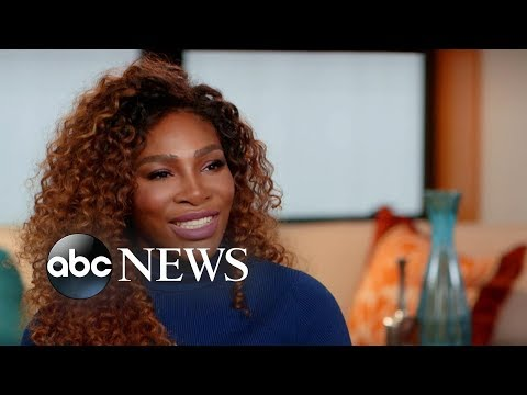 Serena Williams shares wedding advice for her friend Meghan Markle