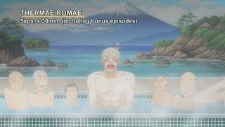Nonton Thermae Romae  Noitamina Animation     Fuji Tv Official    Film Subtitle Indonesia Streaming Movie Download