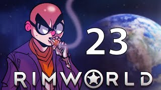 RimWorld on Steam: http://store.steampowered.com/app/294100/RimWorld/ Note: This video is taken from my subscriber stream...