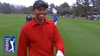 TIGER: i dieci migliori colpi nel PGA Tour