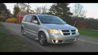 2009 Dodge Grand Caravan SXT Review