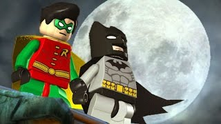 ► LEGO Batman: The Videogame - The Movie  All Cutscenes (Full Walkthrough HD) ------------------------------------------ Game Information: A stampede of not...