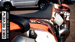 9. KTM 300 XC-W 2012 teaser