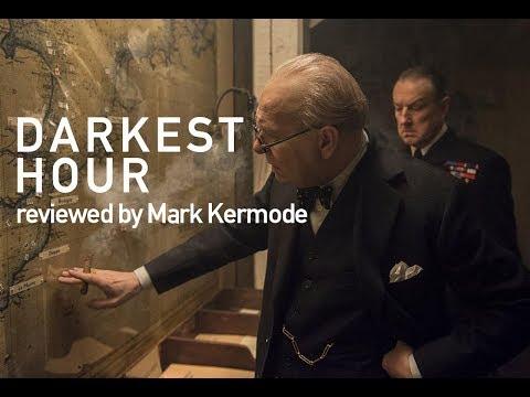 Darkest Hour reviewed by Mark Kermode (видео)