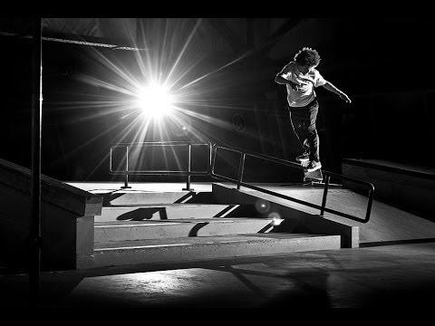 Vans Monthly Madness Skatepark Amsterdam Nassim Guammaz, Daan van der Linden en meer