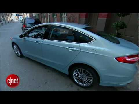 Car Tech : 2013 Ford Fusion Hybrid