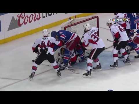 Ottawa Senators vs New York Rangers - May 9, 2017   Game Highlights   NHL 2016/17