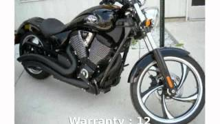1. 2009 Victory Vegas 8-Ball Specs and Specification