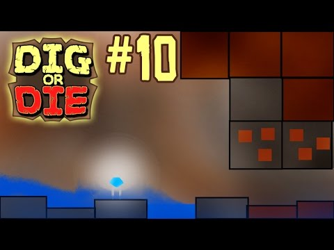 Let's Play Dig or Die Gameplay - Episode 10 - Sustainable