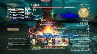 FFXIV Heavensward Chronicles  part 104: The Gentleman Paladin`s Trials Sastasha Hard