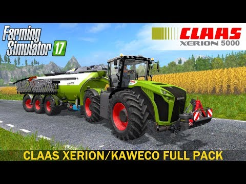 Claas Xerion/Kaweco Full Pack v1.0