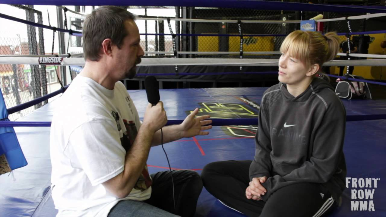 UTC's Laura Drayton interview on her upcoming fight