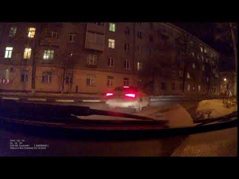 Авария в Королеве на улице Терешковой
