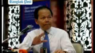 Bangkok Post News Clip - Backing Abhisit Into A Corner 05-04-10.flv