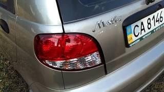 видео авто Daewoo Matiz в кредит