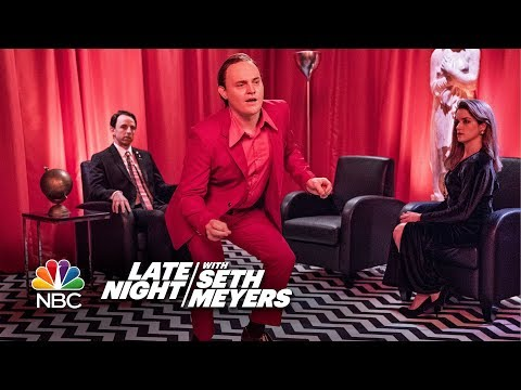 Late Night with Seth Meyers: