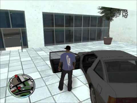 como tunear autos en el gta san andreas  sin mods loquendo ps2 y pc