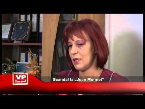 """Scandal la """"Jean Monnet"""""""