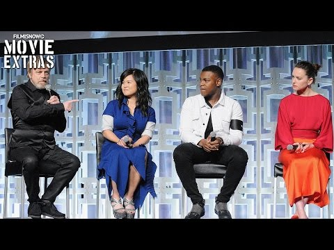 Star Wars Celebration   Star Wars: The Last Jedi Panel