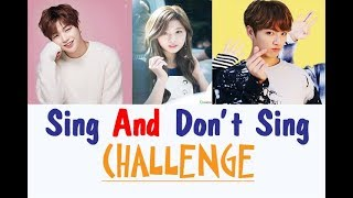 Video [ CHALLENGE ] Sing and Don't Sing Kpop ( 99% Failed ) MP3, 3GP, MP4, WEBM, AVI, FLV Maret 2018