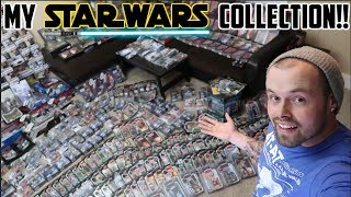 Video MY STAR WARS COLLECTION!! THE BLACK SERIES, VINTAGE COLLECTION, 30TH ANNIVERSARY AND MORE! MP3, 3GP, MP4, WEBM, AVI, FLV Juli 2018