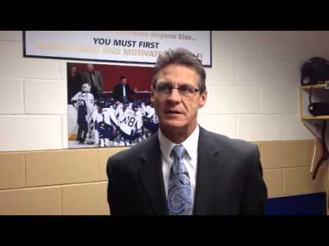 Women's Hockey: Coach Collins Comments vs. UW-Superior 11/15/14