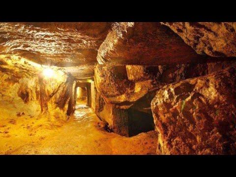 Descoperirea uluitoare de la Rosia Montana (viddeo)