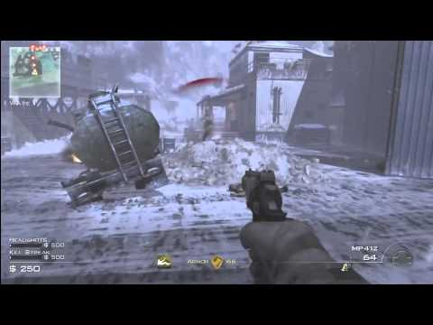 Mw3 survival best weapons