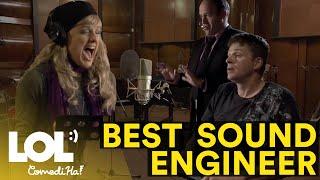 Sound Engineer's Hard Work // Ingénieur de son // LOL ComediHa!