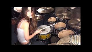 Video THREE DAYS GRACE - I HATE EVERYTHING ABOUT YOU - DRUM COVER BY MEYTAL COHEN MP3, 3GP, MP4, WEBM, AVI, FLV Februari 2018