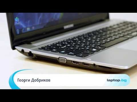 Samsung Ativ Book 2 video review - laptop.bg (Bulgarian Full HD version)