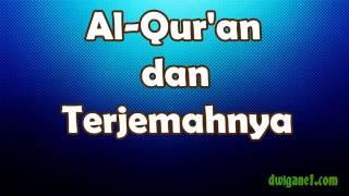 Al Quran ,Al Baqoroh Dan Terjemah Audio Bahasa Indonesia 360p
