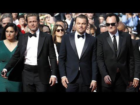 Κάννες: Παγκόσμια πρεμιέρα για τη νέα ταινία του Κουέντιν Ταραντίνο…