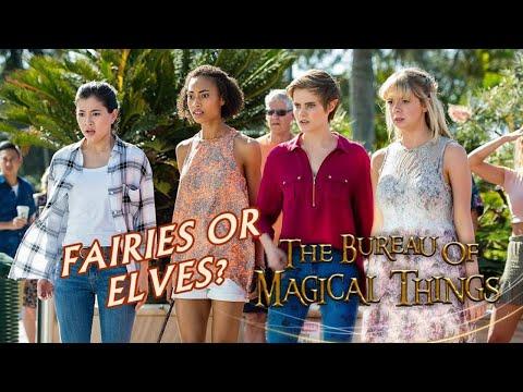Fairies VS Elves? | The Bureau Of Magical Things