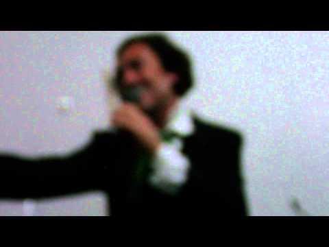 Boa Noite Maria - Marcos Peralta encena Castro Alves em poema romântico ... no sarau do Passo 2015