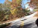 Fall GL1800 Gold Wing Mountain Motorcycle Ride - GA TN NC