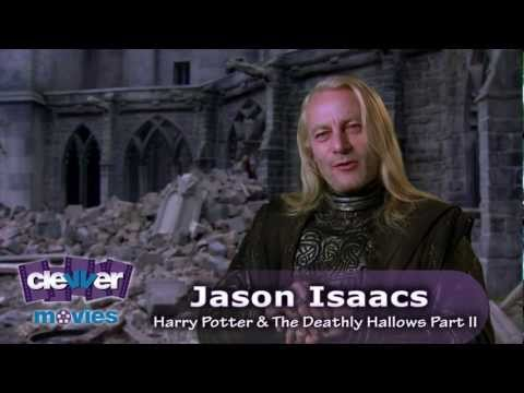 """Jason Isaacs Talks """"Lucius Malfoy"""" In 'Harry Potter and the Deathly Hallows Pt 2'"""
