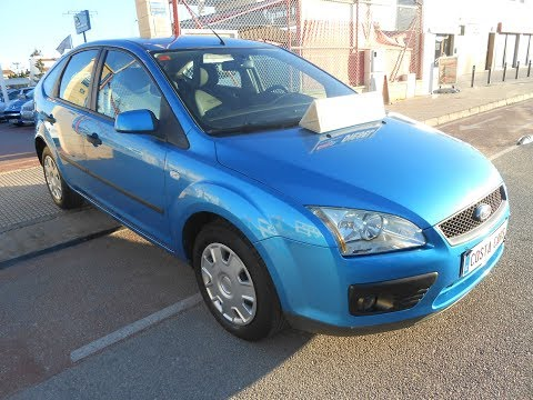 See video Ford FOCUS 1.6TDCI TREND PLUS