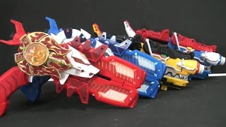 Video 미니특공대 트랜스웨폰 파워레인저 다이노포스 가브리볼버 장난감 Miniforce Power Rangers Dino Charge Transformation Gun Toys MP3, 3GP, MP4, WEBM, AVI, FLV Juli 2018