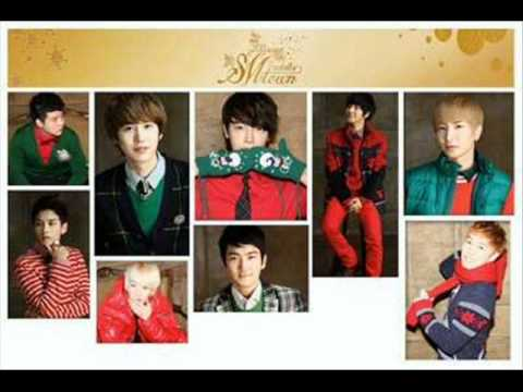 Santa U Are The One - PLEASE SUPPORT THE ARTIST AND BUY THE ALBUM [Full Audio] Santa U Are The One (Sung By Super Junior With HENRY&ZHOUMI)