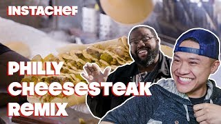 Timothy DeLaGhetto Reviews Philly's Secret Food || InstaChef